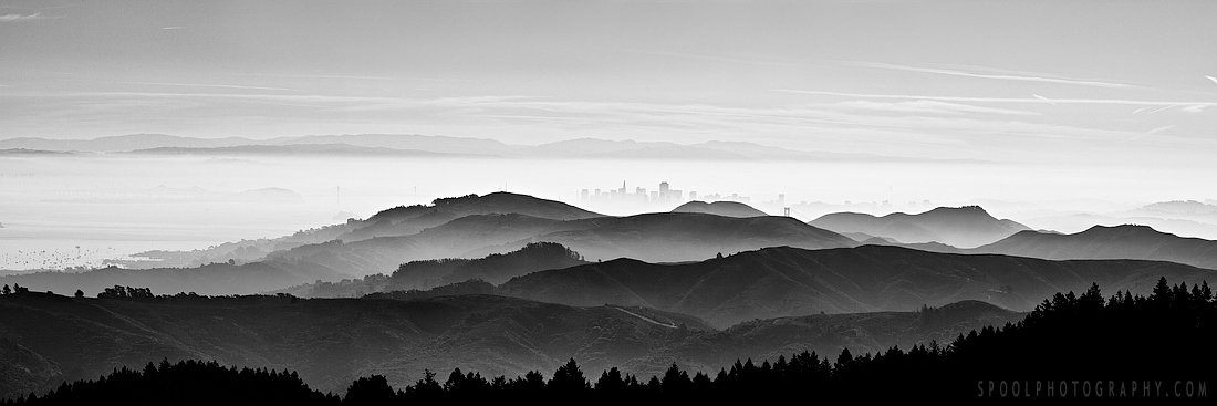 """San Francisco"" by Neal Pritchard"