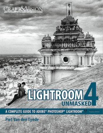 Lightroom 4 Unmasked