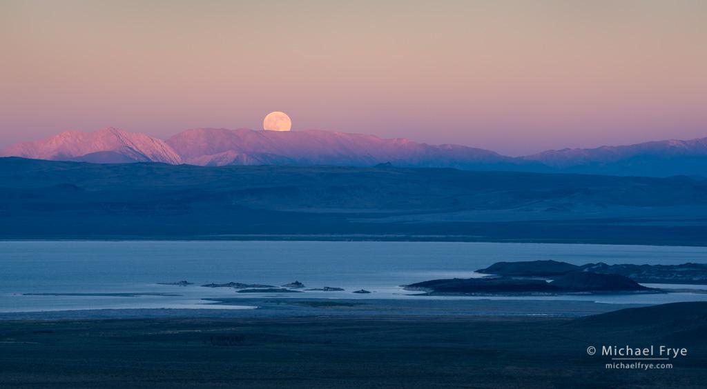 Moonrise, Moonset