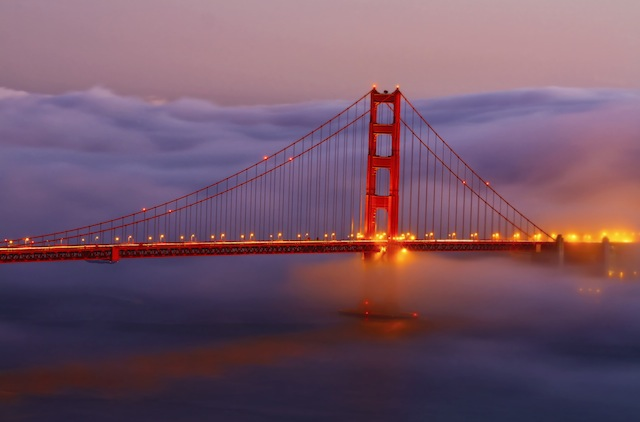 """Golden Gate"" by Allen Shirley"