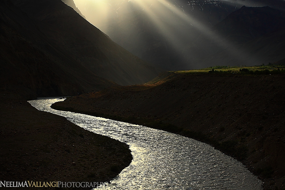 """Sky Light in Spiti"" by Neelima Vallangi"