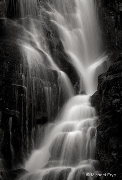 37. Eastatoe Falls, Nantahala NF, NC