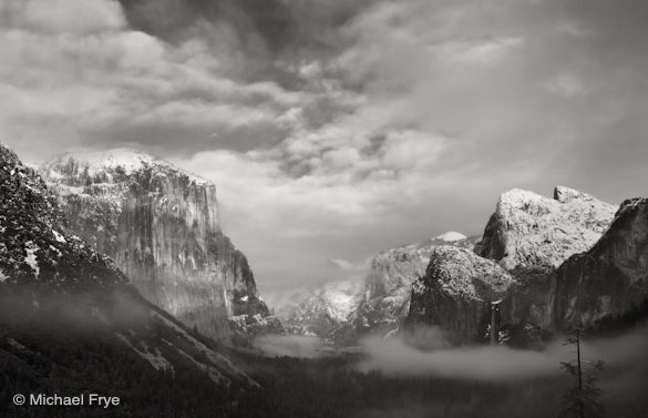 Black-and-white version, Monday, 4:37 p.m.