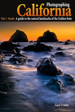 Photographing California by Gary Crabbe