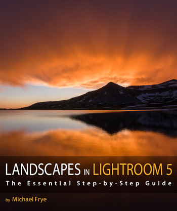 Landscapes in Lightroom 5 Cover