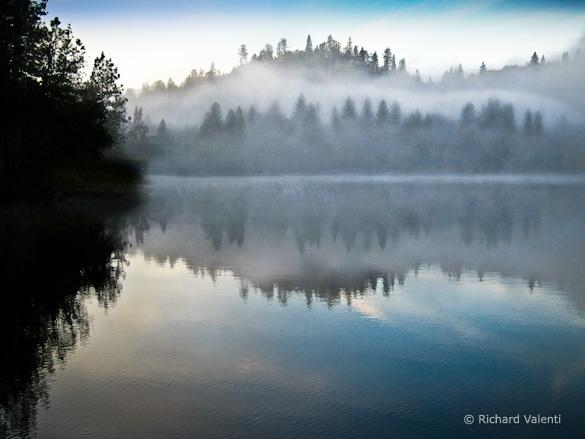 """Morning Mist"" by Richard Valenti"
