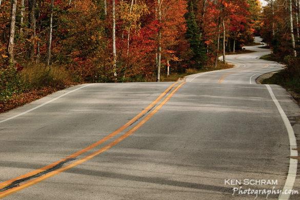 """""""Winding Road"""" by Ken Schram"""