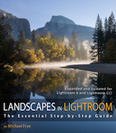Landscapes in Lightroom eBook
