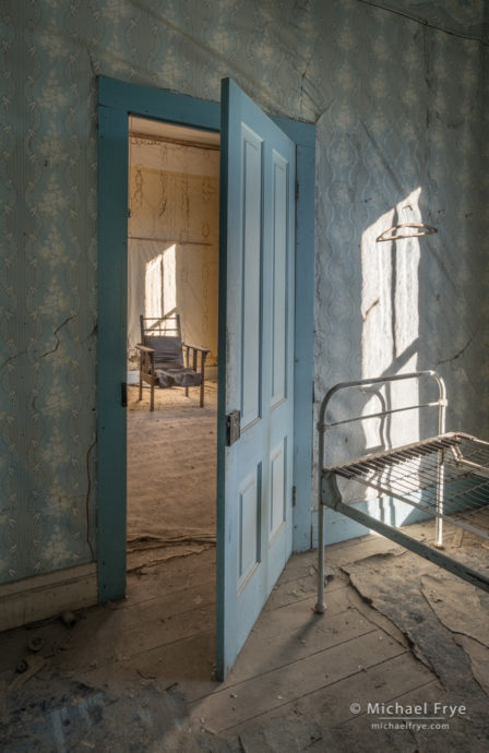 Miller Boarding House, Bodie State Historic Park, CA, USA