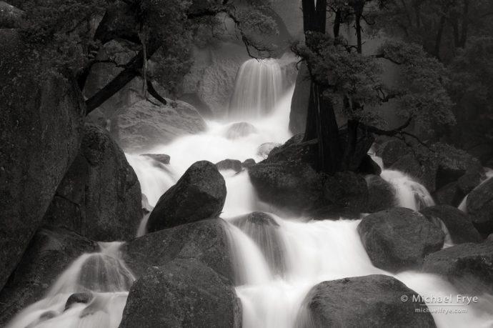 Cascade Creek, Yosemite NP, CA, USA