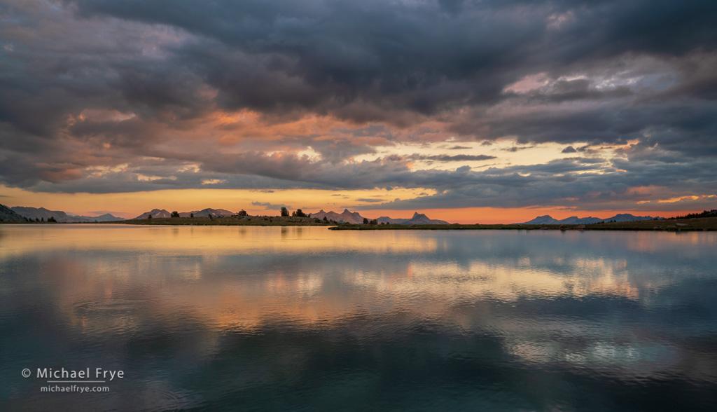 Monsoon Sunsets