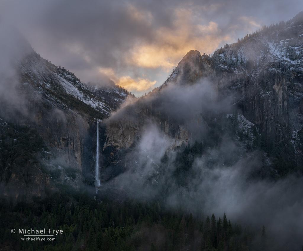 Another Yosemite Sunrise