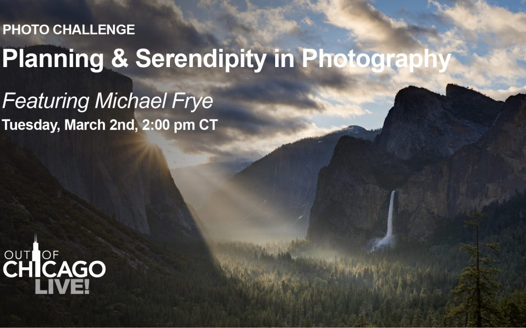 Planning and Serendipity: A Pre-Conference Photo Challenge