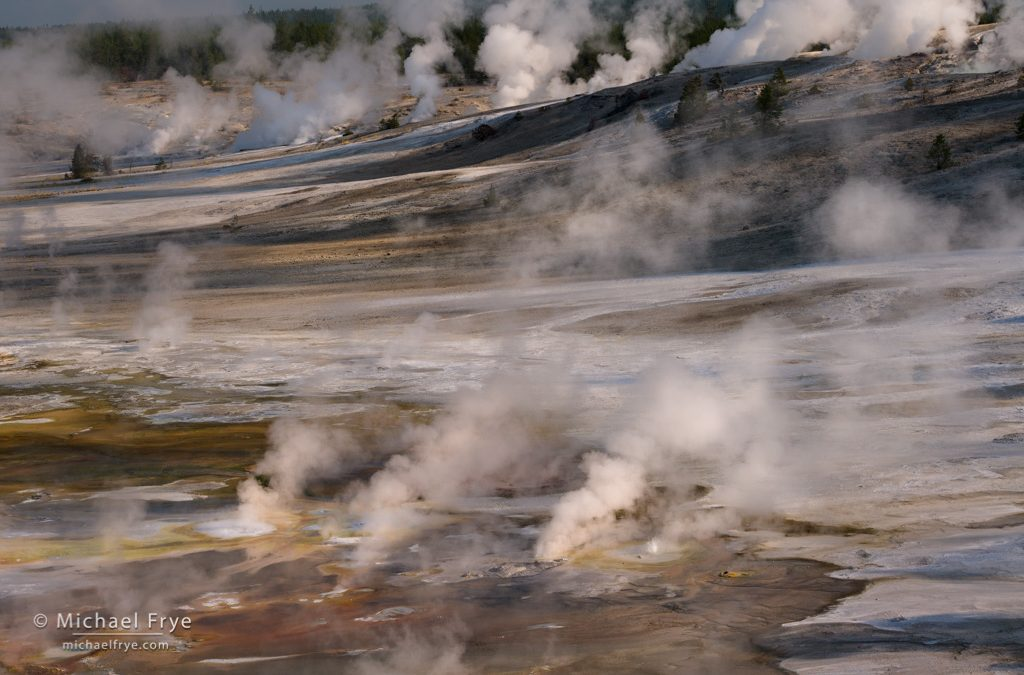 Yellowstone's Dynamic Landscape